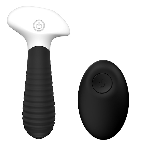 Male And Female Anal Plugs Wireless Remote Control Charging Vibration Silicone Anal Plugs Vibrating Anal Plugs